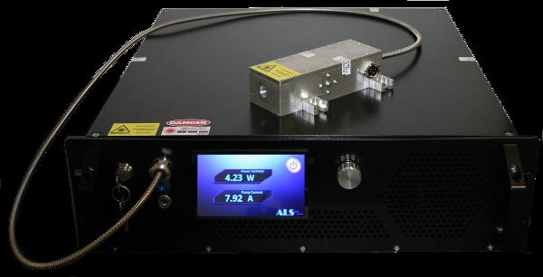 High Power Infrared Single Mode Fibre Laser