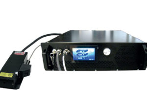 High Power Single Mode Single Frequency Visible Fibre Laser
