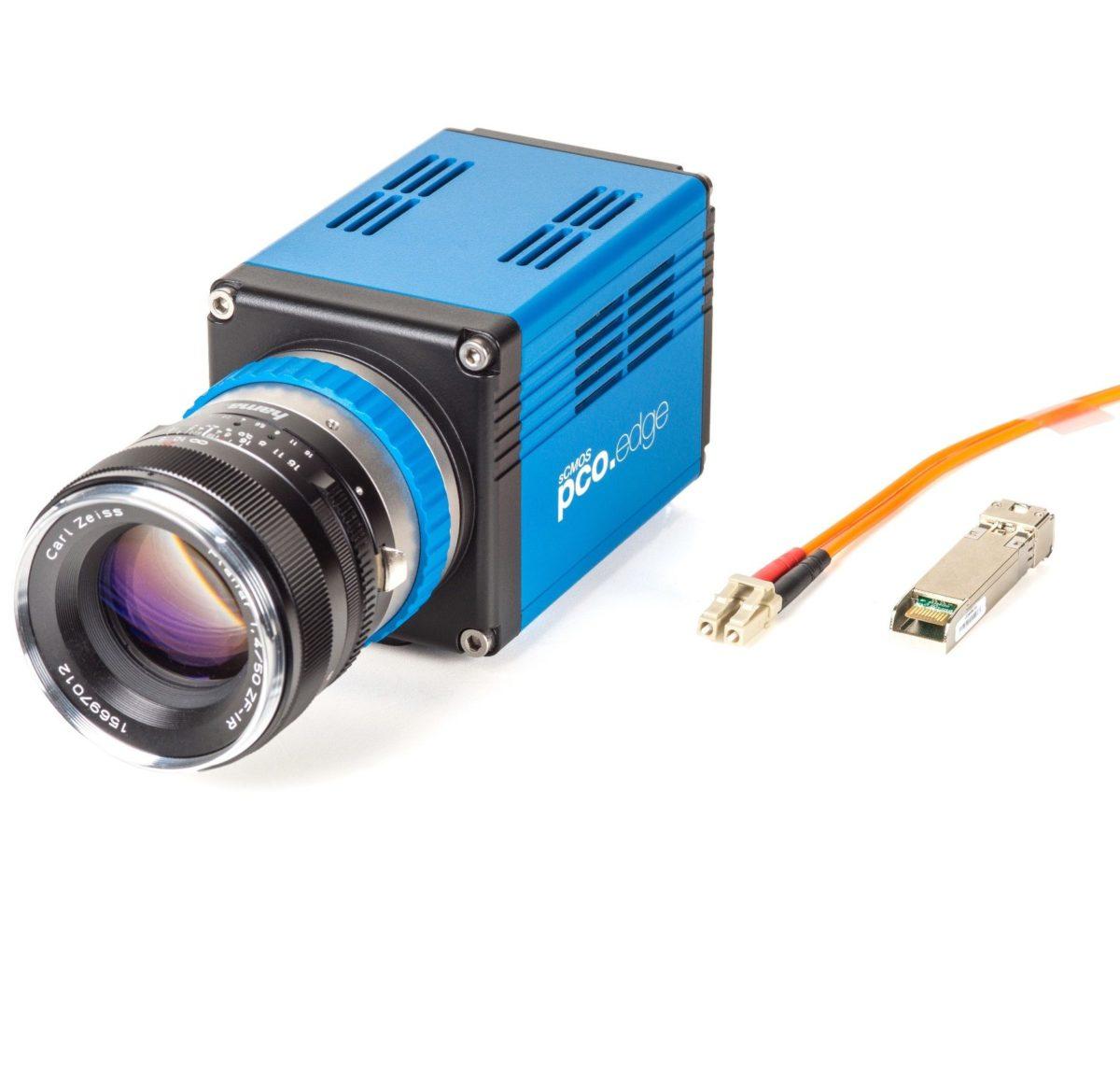 pco.edge CLHS sCMOS camera