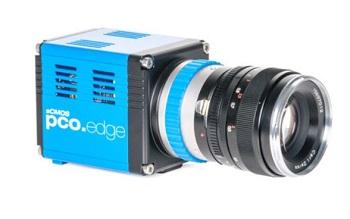 pco.edge 4.2LT sCMOS camera