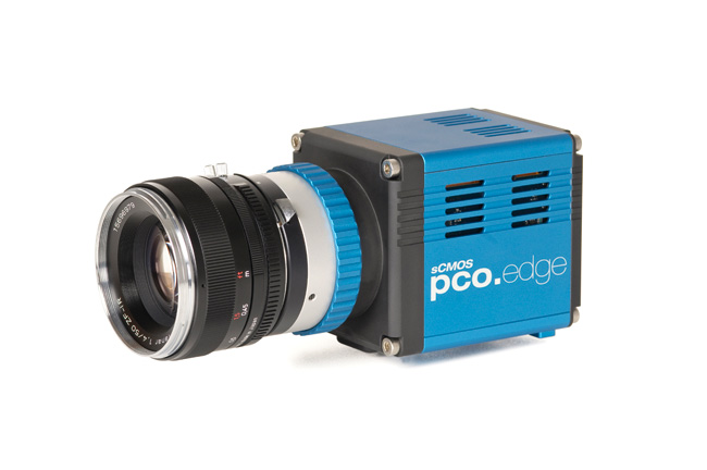 pco.edge 4.2 sCMOS camera