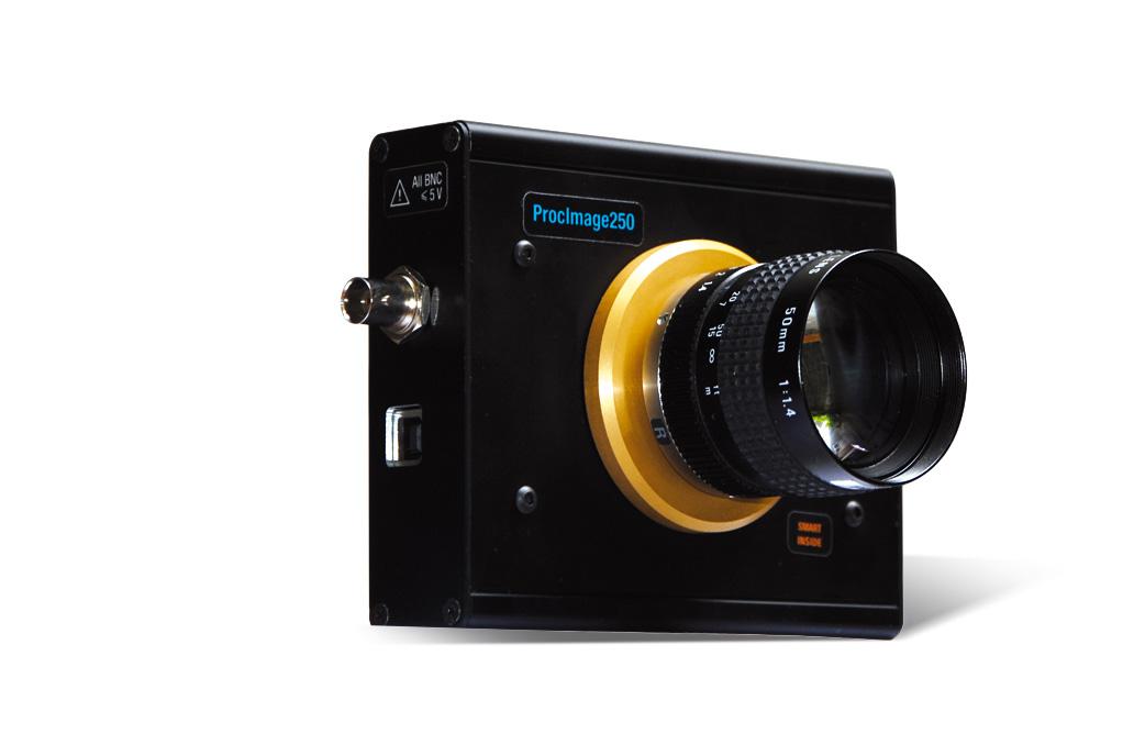 ProcImage250 high speed camera