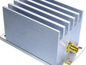 Power Amplifiers for RF Drivers