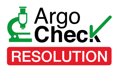 Argo-Check Resolution