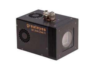 greateyes CCD cameras