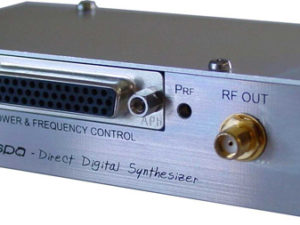 RF Drivers for Modulators