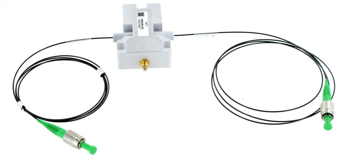 New PLMA pigtailed modulator