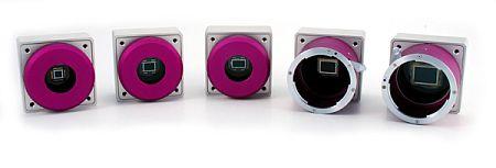 illunis RMV 5.5 micron cameras