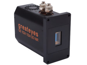 CCD cameras for X-ray, visible, NIR imaging