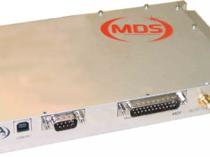 Drivers for Polychromatic Modulators-MDS: Multi Digital Synthesizer