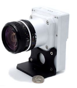 illunis high resolution 71 Megapixel CMOS camera