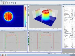 Laser Beam Profiler Software RayCi
