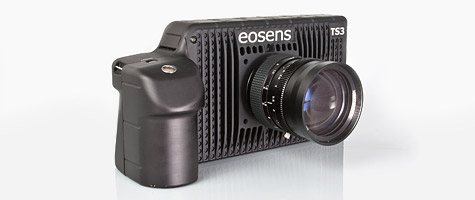 Mikrotron Eosens TS3 high speed compact camera