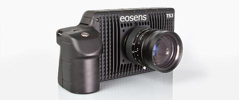 Mikrotron Eosens TS3 high speed compact camera