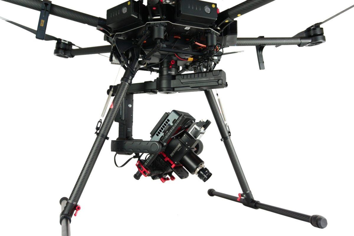 Airborne Remote Sensing System