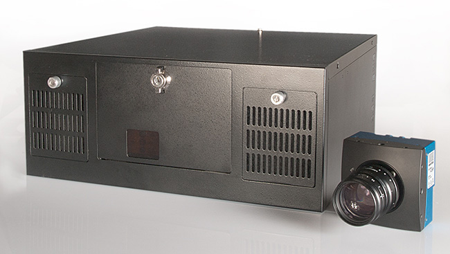 Mikrotron MotionBlitz CVR high speed recording system
