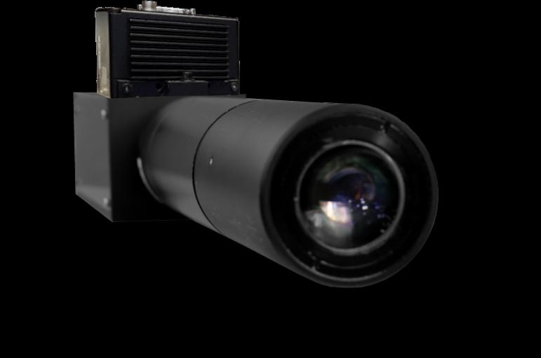 Optical Head NanoView Camera 2K or 4K