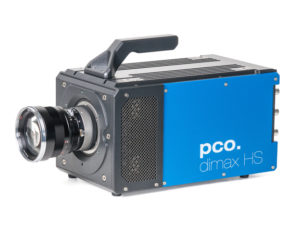 pco.Dimax HS high speed camera