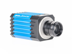 pco.ultraviolet CCD camera
