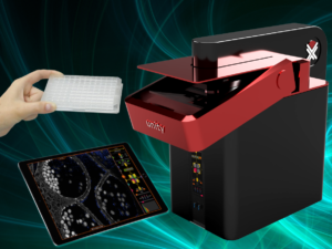 Aurox Unity Benchtop all-in-one confocal microscope