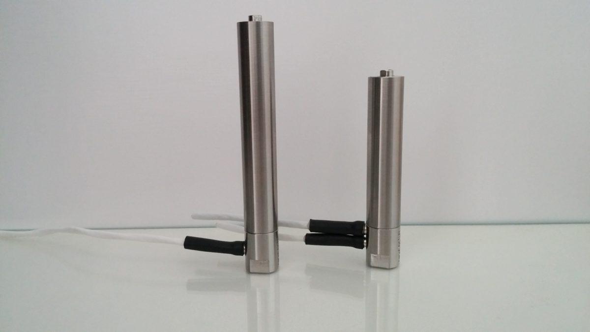 Electrically safe piezo stacks