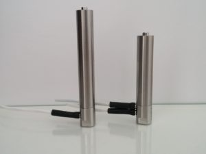 Electrically safe piezo stacks